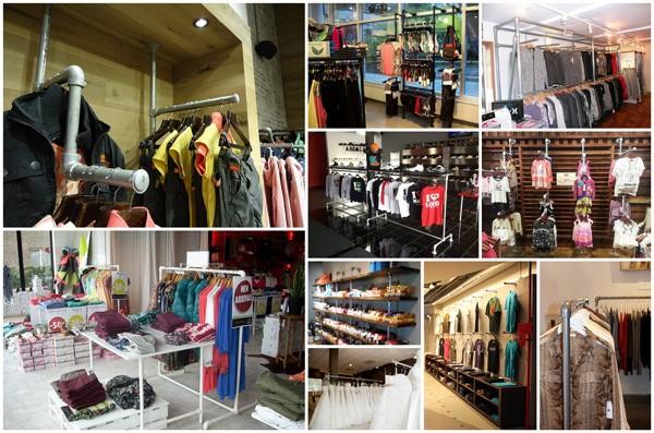 Winkelinventaris Inspiratie voor winkels