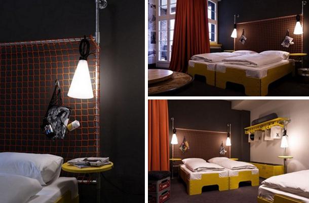 5 idee n over het integreren van een industri le stijl in een appartement of huis blog - Slaapkamer stijl volwassene ...