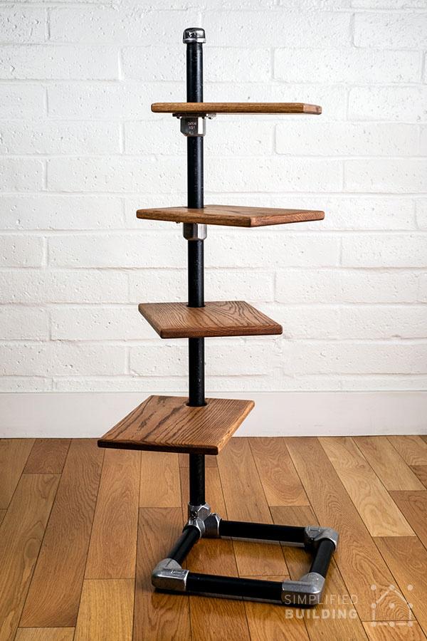 DIY Industriële meubels