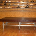 Kee Lite Clothes Rail and Bench