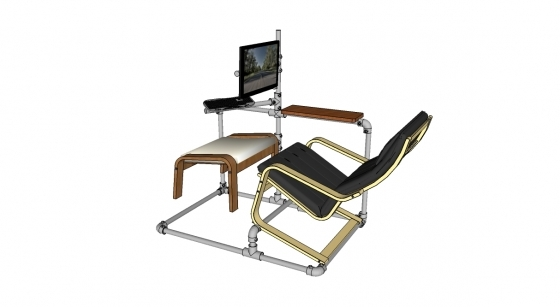 fauteuil pour jeux vid o project sbc fr. Black Bedroom Furniture Sets. Home Design Ideas