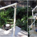 Installing your own DIY Easy Install Simple Handrail