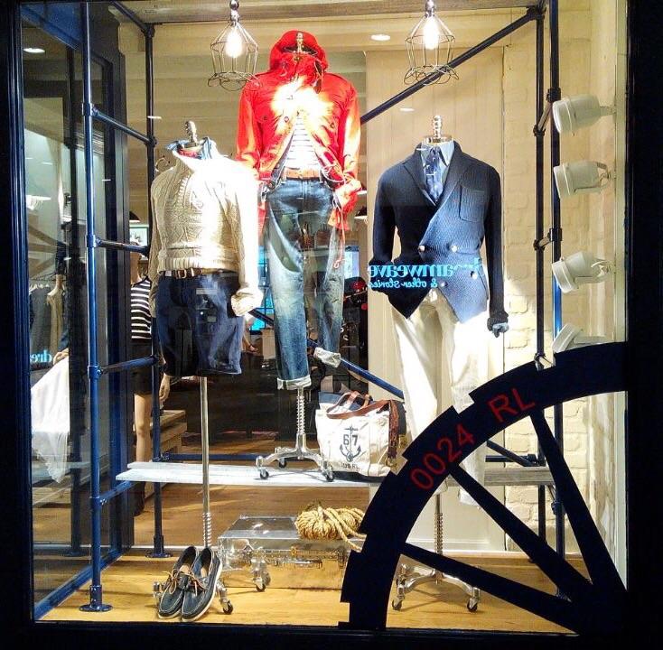 fittings display