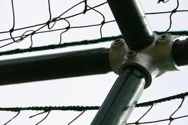 KeeKlamp Cricket Net