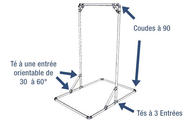 Barre de traction fait maison segu maison - Construire barre traction exterieur ...