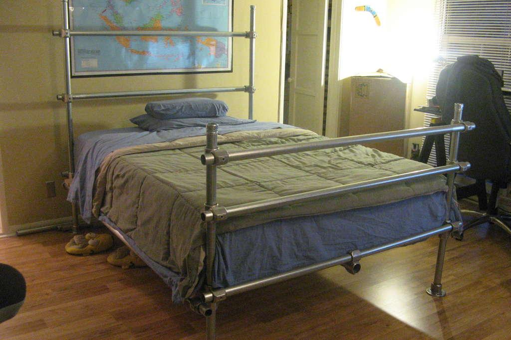 Construire son lit project sbc fr - Fabriquer son lit ...