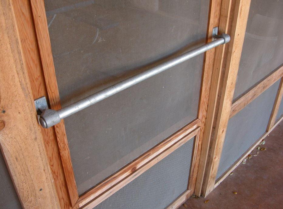 kee klamp door handle