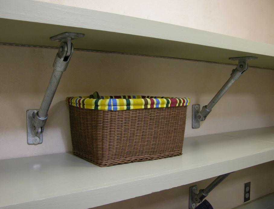kee klamp shelf support