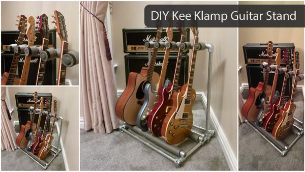 guitar stand banner