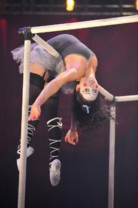 Keelite in the circus