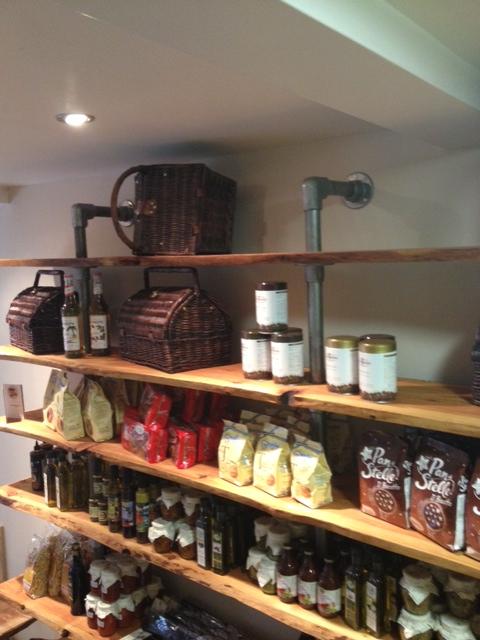 DIY Rustic Style Shelves