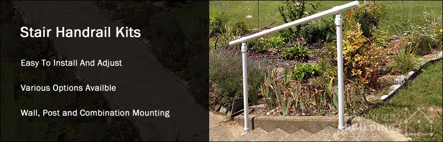 stair handrail kits