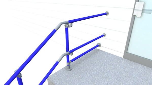 B) Railing Height