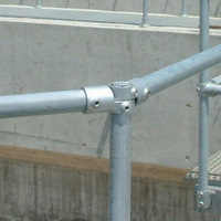 Pipe Railing Corner Options