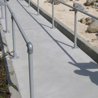 Single Rail Pipe Railing
