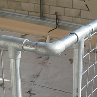 Pipe Railing Elbow Corner