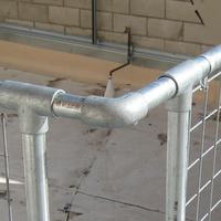 Pipe Railing Elbow Corner
