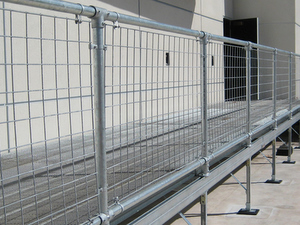 Pipe Railing Infill Panels