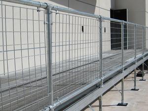 Pipe Railing Infill Panels