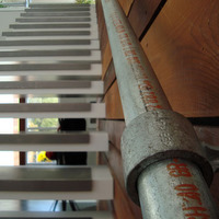 Interior Pipe Railing
