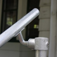 Home Pipe Railing