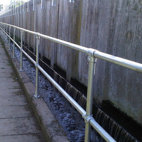 Water Treatment Railing