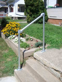 Simple Handrail - Completed