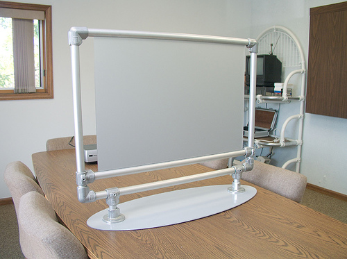 Projector Screen Stand