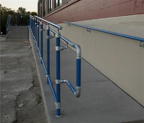 ADA OSHA Handrail Design Andy Pease