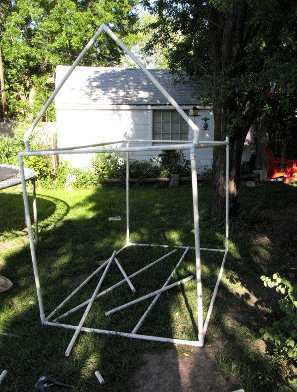 pvc playhouse plan