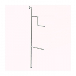 Wall Mounted Retail Clothing Rack - Display