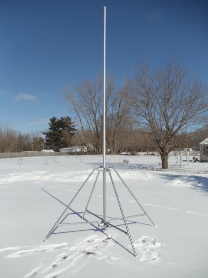 how to build a telescoping pole