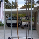 Personal Outdoor Gym and Workout Structure