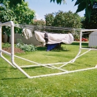 Stand Alone PVC Clothesline