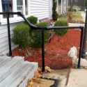 5 DIY Metal Stair Railing Examples