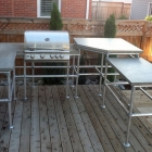 Outdoor Kitchen or Grill Island