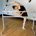 DIY Freestanding Ballet Barre for Any Age, Height, and Skill Level