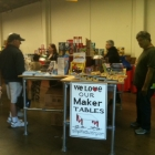 Maker Tables continue to have a Strong Presence at the Maker Faire
