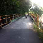 Kee Klamp Railing on Erie Canal Bike Path [Case Study]