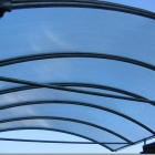 Translucent Awning Structure