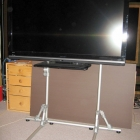 Freestanding Flat Screen TV Stand