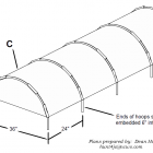 PVC Garden Row Covers