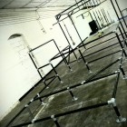 Urban Movement's Indoor Parkour Obstacle Structures