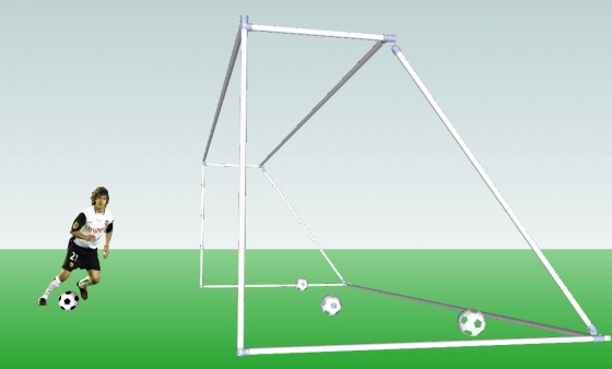 Make Your Own 6x12 Portable Soccer Goal | Simplified Building