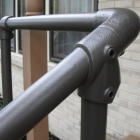 Sturdy Handrails for Safe Home Access