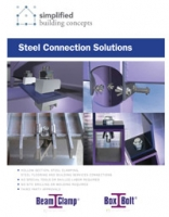 Steel Connection Solutions catalog