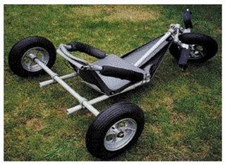 Kee Klamp Kite Cart