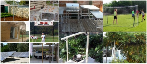 10+ Summer Project Ideas Using Pipe