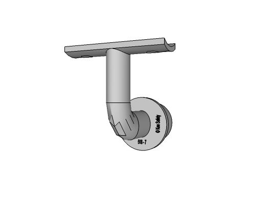 518-7 - Handrail Bracket