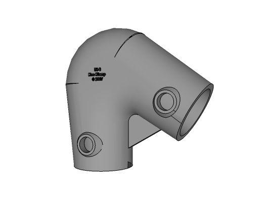 56 - Bogenverbinder (40°-70°)
